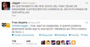 Community Manager de Fnac